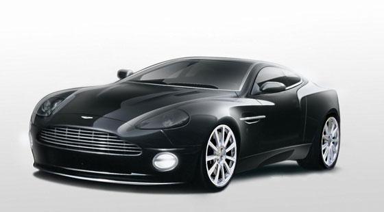 Aston Martin Vanquish Final